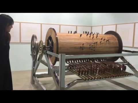 Mechanical works at Art Basel 2017