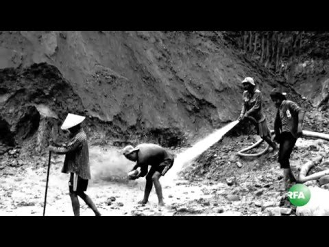 Special Report: Gold mining and Environment in Kachin State- Part 4