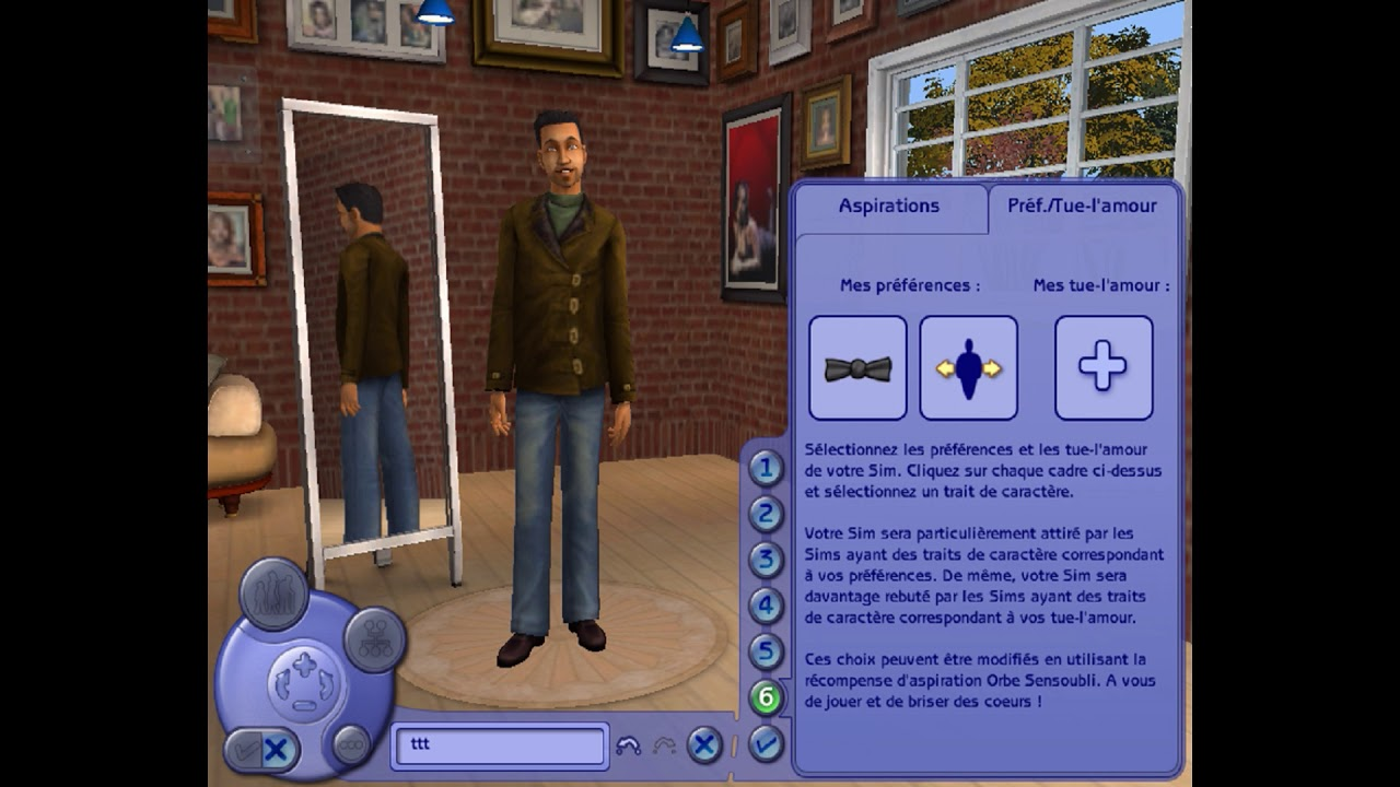 carriere the sims 2
