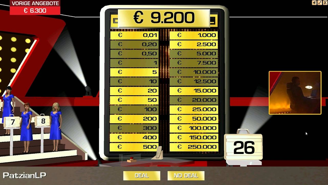 Deal Or No Deal Deutsch