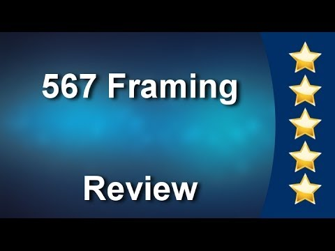 567 Framing New York Exceptional 5 Star Review by J F. - YouTube