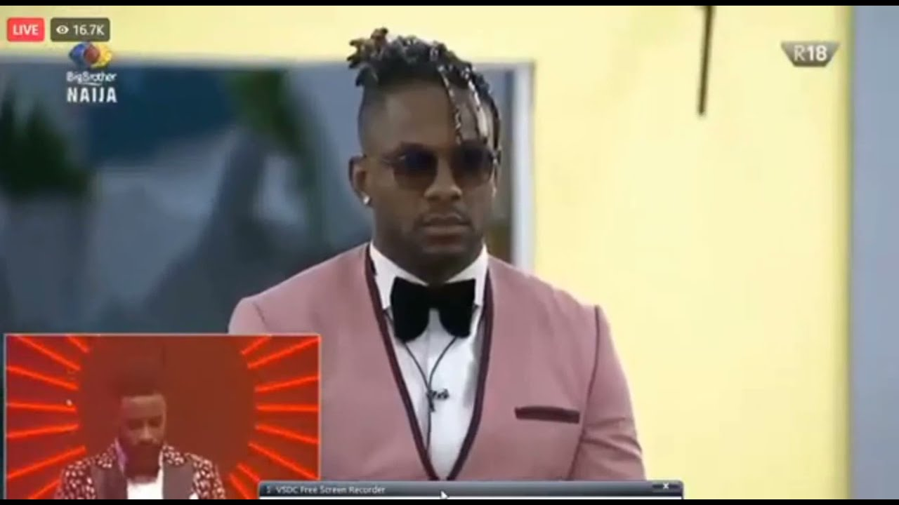 Download Big Brother Naija 2021: Emmanuel Evicted in Bbnaija Grand finale 2021