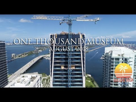 One Thousand Museum - August 2018 4K