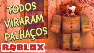 NOVOS MODOS DE JOGO - THE CLOWN KILLINGS SMILE no ROBLOX