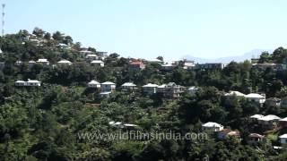 Scenic beauty of Mizoram