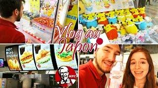 David Lafarge & MissJirachi à TOKYO ! VLOG au Japon #1 !
