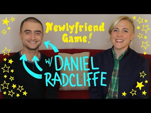 Newlyfriend Game w/ Daniel Radcliffe!