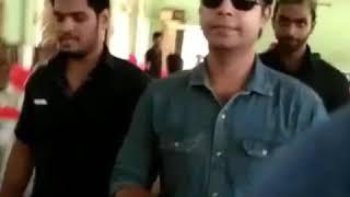 Nadeem mansoori actor with team enter