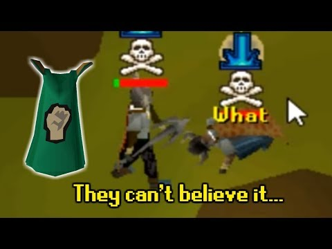 PKing like this is NOT FAIR! (no one could survive...)