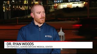 Non-Operative Sports Medicine for Pain Relief | Fox 11 Fieldhouse | Aurora BayCare Orthopedics