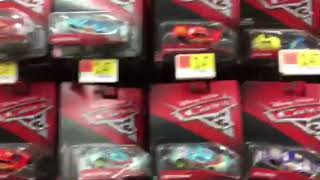 Disney Pixar Cars diecast hunt episode 1