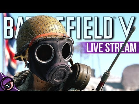 Battlefield 5: SQUID-G Chill Stream - Sweaty PC Multiplayer thumbnail