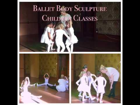 Ballet Body Sculpture Classes for Kids in Zurich