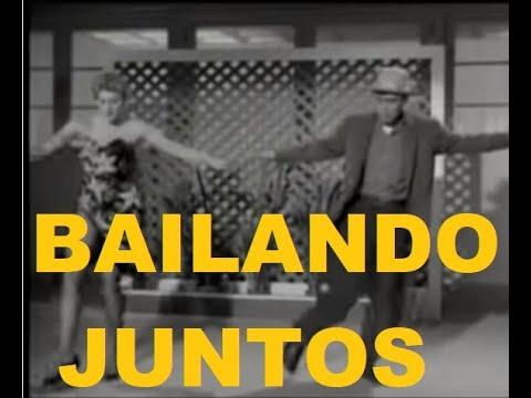 """Silvia Pinal y Adalberto Martínez """"Resortes"""" BAILANDO"""