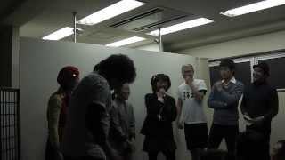 2014/02/20 お子様ランチ総進撃 エンディング あのモノマネ芸人のキンタ...
