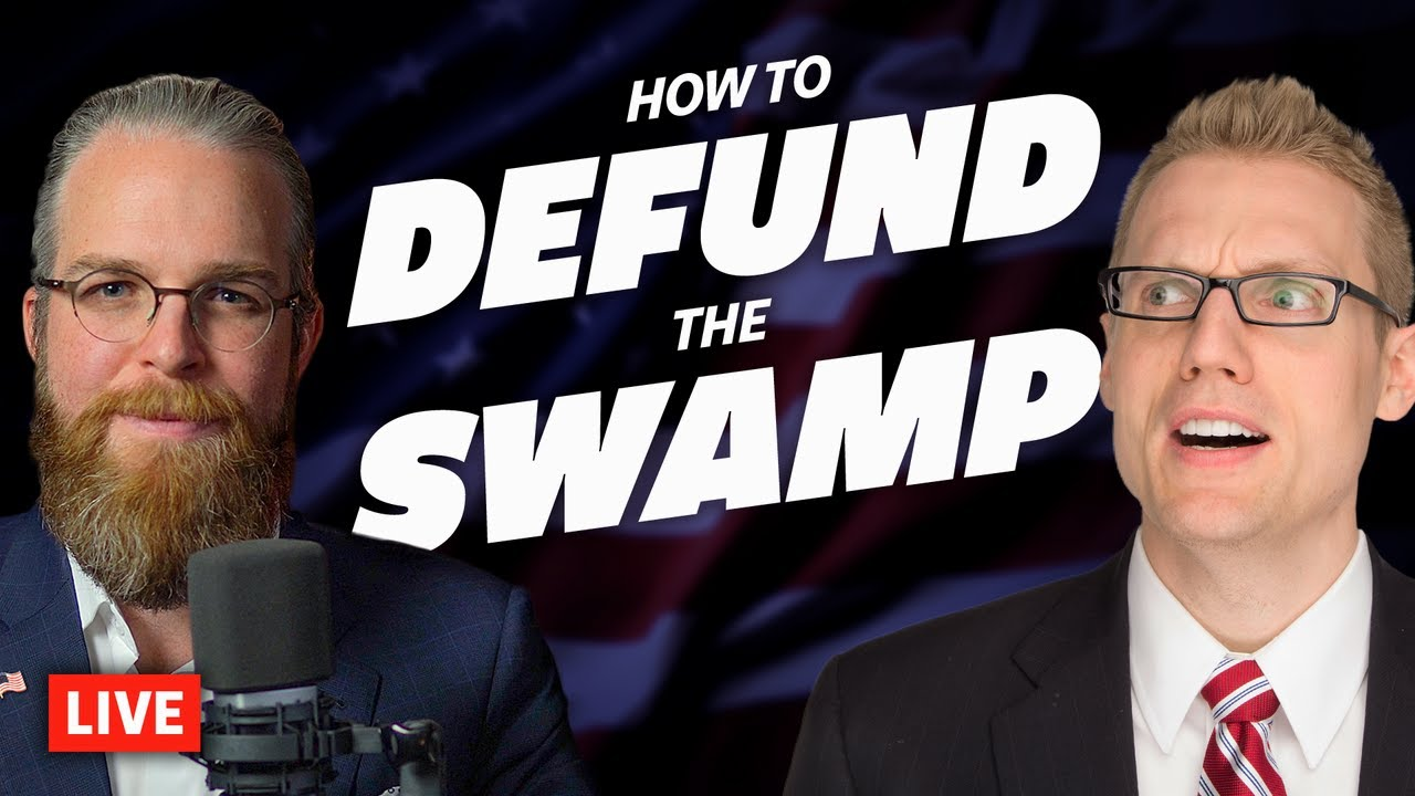 LIVE with Clay Clark: How to Defund the Swamp and Re-Fund the Kingdom
