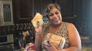 Desayuna Conmigo - Sándwich de Jamón y Queso