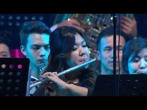 Gala concert of the Kazakh Conservatory-2017 (fragments)