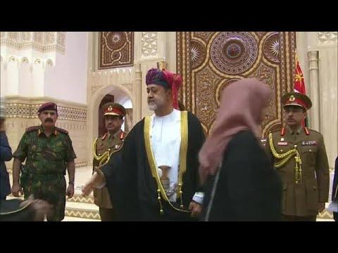 Sultan Haitha wa Oman aahidi kuendelea na sera za Sultan Qaboos