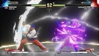 SFVAE - Justfog (Ryu) Rushdown Game