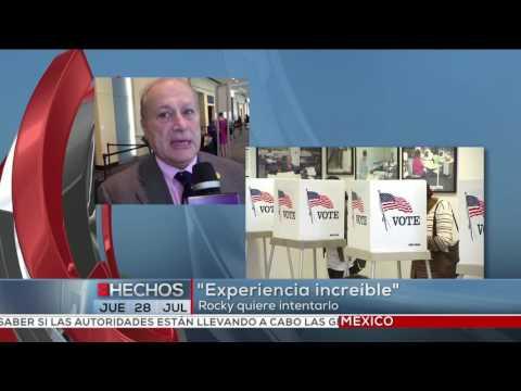 """Roque """"Rocky"""" de la Fuente : """" No  voten por la reina, ni el pelos de elote"""""""