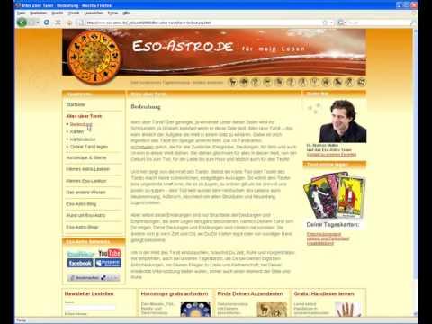 Online Tarot Kostenlos