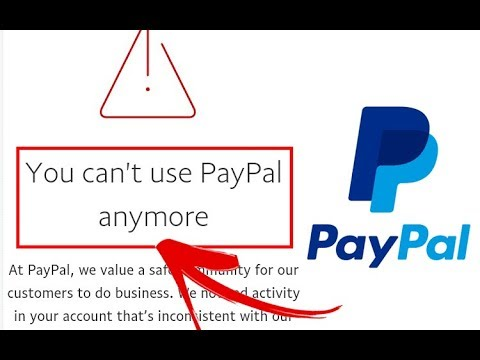 83565cbe9 PayPal Account Limitation - Here Is How To Restore Your account ...