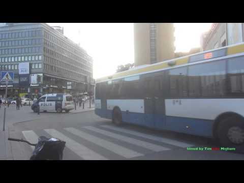 Buses in Helsinki, Finland