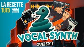 COMMENT FAIRE UN VOCAL LEAD ( DJ SNAKE ) ABLETON & FREE PLUGINS