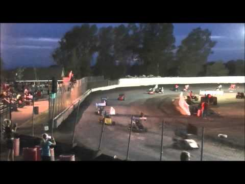 Boxstock @ Cycleland Speedway 7-11-15