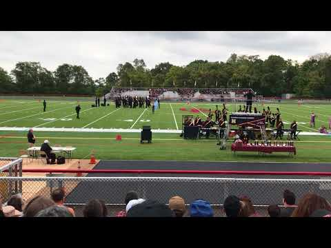 Madison HS Marching Dodgers (10/15/17) - Governor Livingston High School