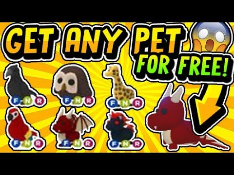 How To Get Free Pets In Adopt Me Hack Adopt Me Free Legendary Pets Hack Working May 2020 Roblox Youtube