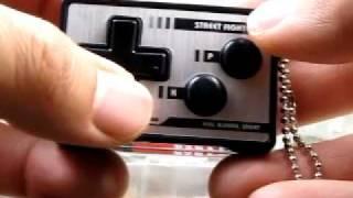 Street Fighter II Imagination Sound Game - Black Version