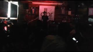 Dmaxwell Sorry live at DBR BAR (28.03.2017)