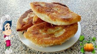Сладкие Пирожки с Тыквой Жареные на Сковороде
