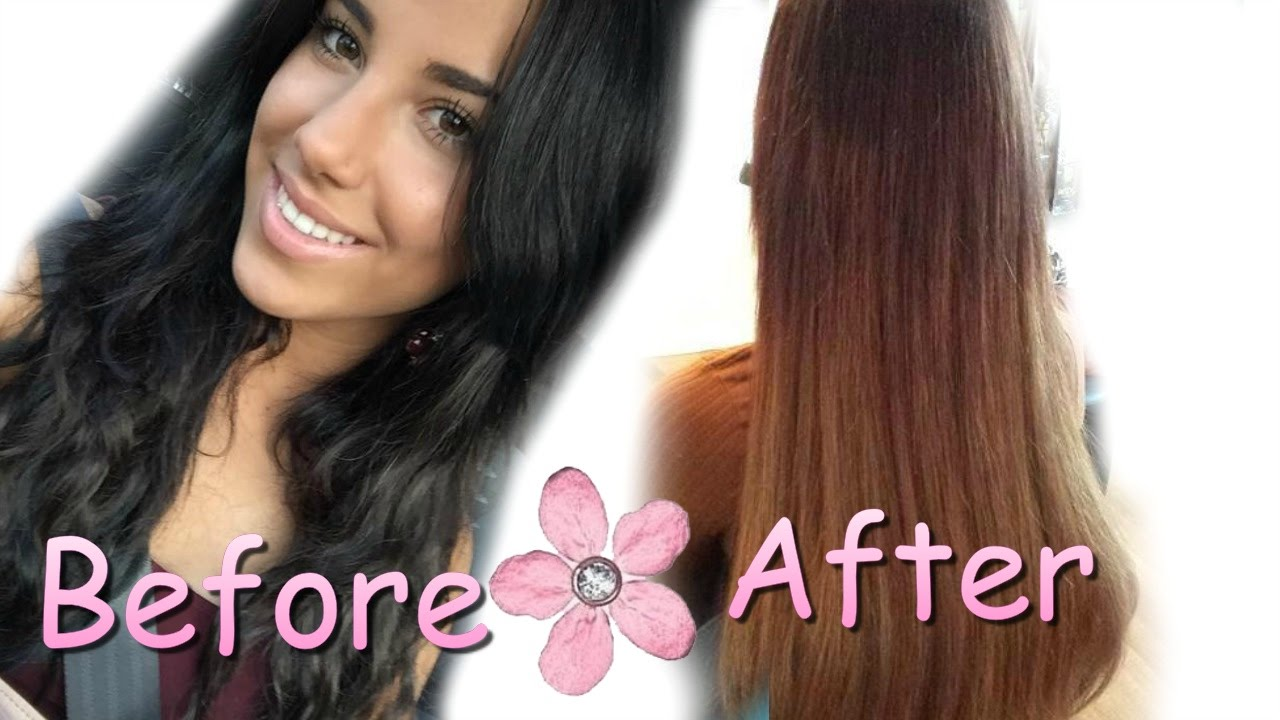 All About Hairextensions Bleaching Black Hair No Damage Youtube
