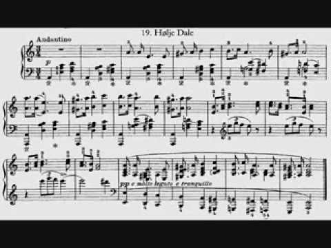 Grieg - Op.17 - 25 Norwegian Dances and Folk Songs