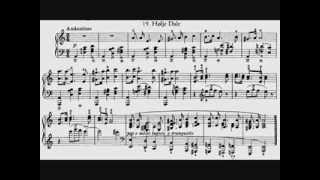 Grieg - Op.17 - 25 Norwegian Dances and Folk Songs