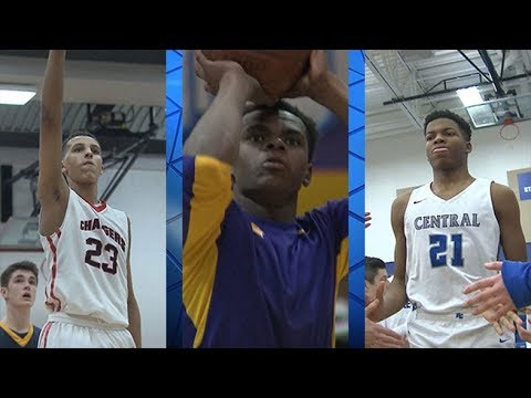 Three Milwaukee-area freshmen high school basketball players earn national attention