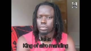 #jalex #akuntu #afromanding Jalex new mix, Gambian music  (king of manding)