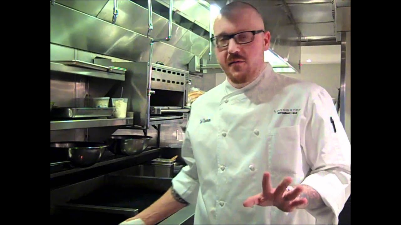 life on the line cooking scallops youtube