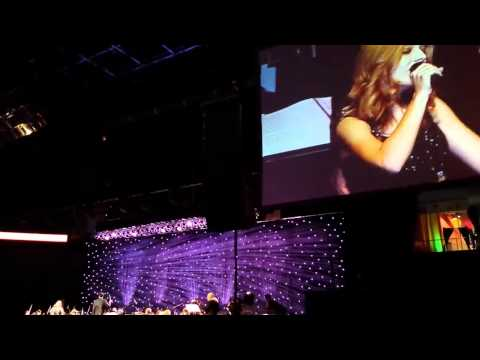 Jackie Evancho - My Heart Will Go On - Ontario, CA