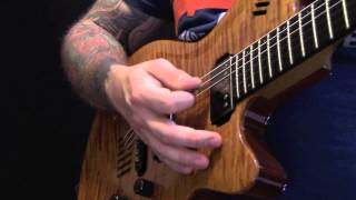 Lady Guitar Tutorial by Modjo