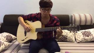 Ước gì - guitar solo Tiến Nguyễn