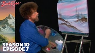 Bob Ross - Winter Solitude (Season 10 Episode 7)