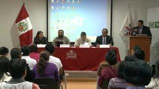 06/05/14 La Participación y Representación Política de Pueblos Indígenas