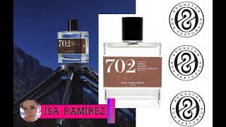 BON PARFUMEUR 702: incienso, lavanda y madera de cachemira reseña de perfume nicho