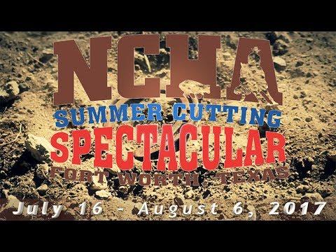NCHA Summer Spectacular 2017