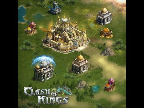 Clash Of Kings: Castle P6 For Sale. 18000000 Killed Of Units Of The Enemy
