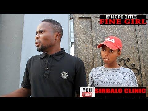 SIRBALO CLINIC  FINE GIRL NIGERIA COMEDY